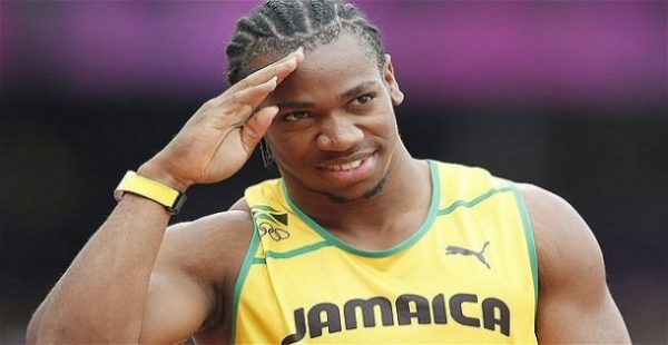Yohan Blake,10 Fastest 100m Sprinters in the History