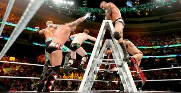 longest match,WWE Money in the Bank