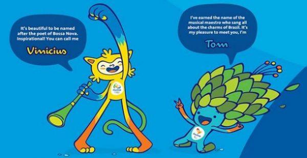Olympics mascot 2,Meet the 'Vinicius' Rio 2016 Olympics Mascot