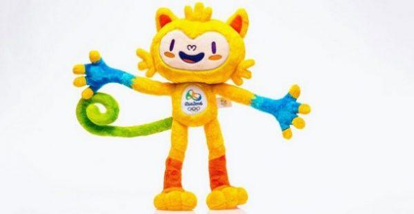 Olympics mascot 3,Meet the 'Vinicius' Rio 2016 Olympics Mascot