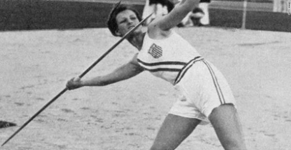 Babe Didrikson Zaharias,Top Ten Greatest Female Athletes of all Time.