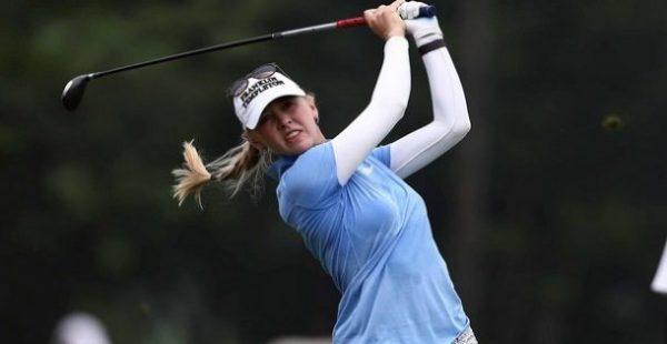 Jessica Korda,Top Ten Most Stunning Women Golfers of 2016