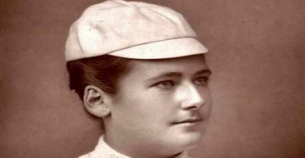 Lottie Dod,Top Ten Greatest Female Athletes