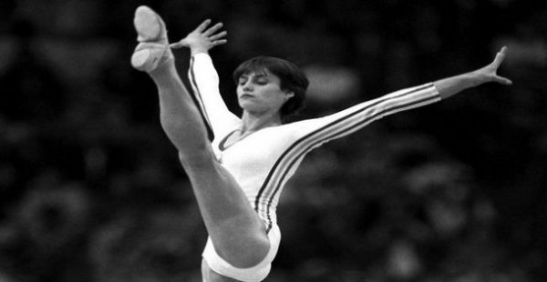 Nadia Comaneci,Top Ten Greatest Female Athletes of all Time.