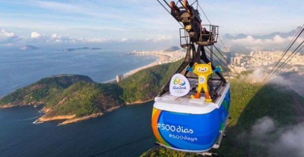 Meet the 'Vinicius' Rio 2016 Olympics Mascot