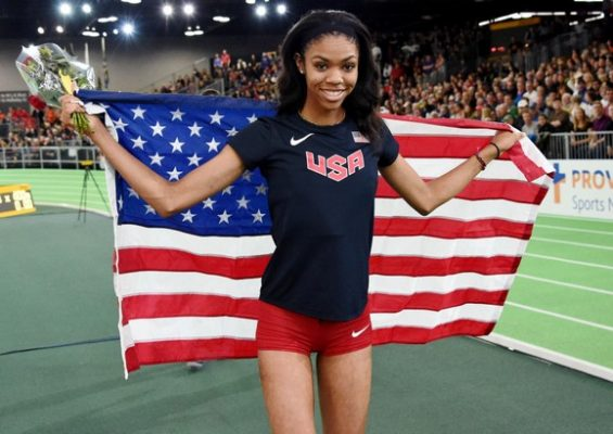 Vashti Cunningham Teenagers at Rio Olympics 2016