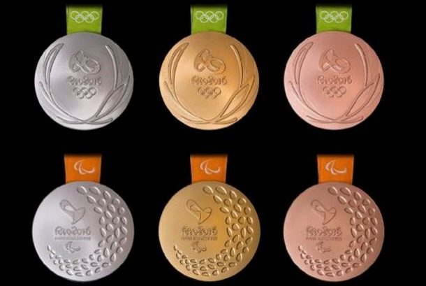 Rio 2016 Olympics Medal Standings: