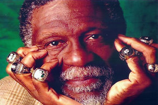 Bill Russell Most Championships as a Player