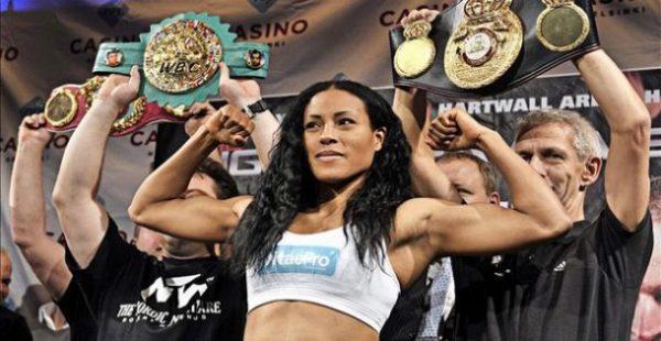 Cecilia Braekhus,Top Ten Most Incredible Female Boxers