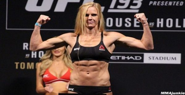 Holly Holm,Top Ten Most Incredible Female MMA Fighters