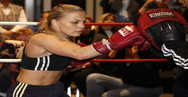 Regina Halmich,Top Ten Most Incredible Female Boxers and MMA Fighters