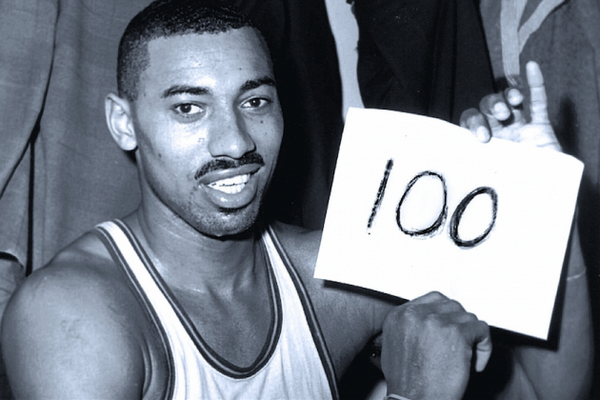 Wilt Chamberlain Most points scored in a game