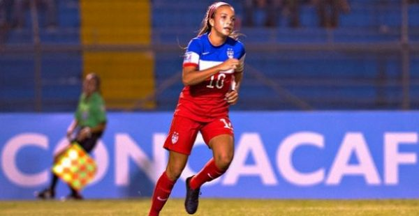 mallory pugh 4,Mallory Pugh the New Face of Women's Soccer