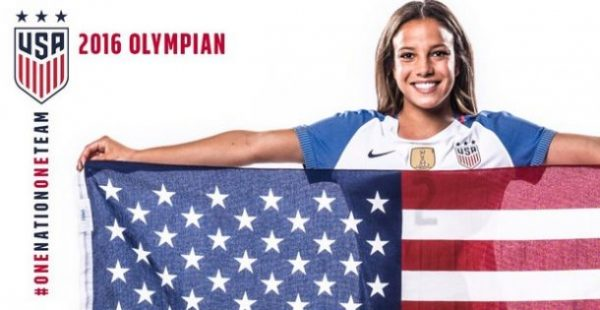 mallory pugh 5,Mallory Pugh the New Face of Women's Soccer