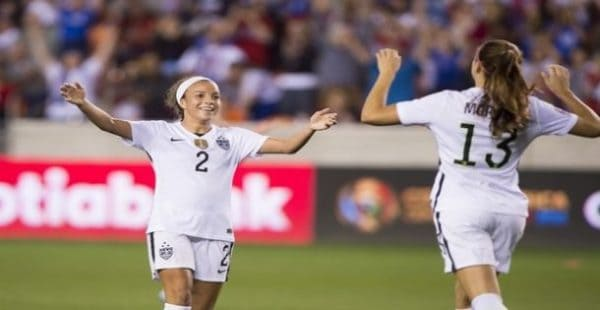 mallory pugh2,Mallory Pugh the New Face of Women's Soccer