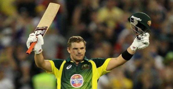 Aaron Finch ,Top Ten Fastest T20 Century in International Cricket