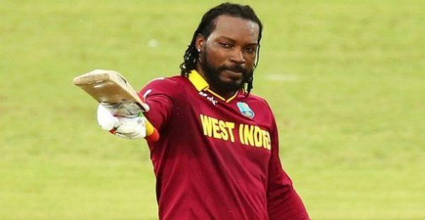 chris-gayle-2,Top Ten Fastest T20 Century in International Cricket