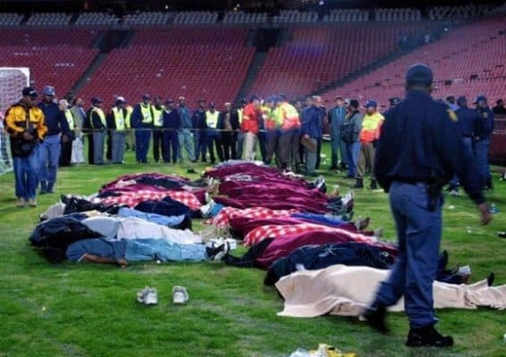 5 Bloodiest Football Matches in African Footballing History