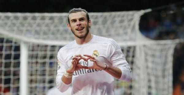 Gareth Bale,Top Ten Best Soccer Players in the World Right Now