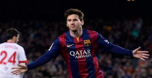 Lionel Messi,Top Ten Best Soccer Players in the World Right Now