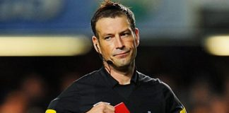 Mark Clattenburg Celebrated Referees in Europe