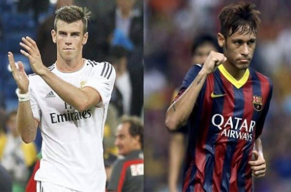 The Forgotten Rivalry, Neymar and Bale under Review