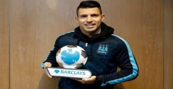 Sergio Aguero,Top Ten Best Soccer Players in the World Right Now