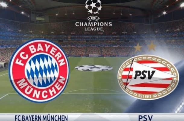 bayern-munchen-vrs-psv UEFA Champions League 2016-17