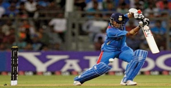 sachin-tendulkar,Top Ten Batsman who Cracked Most ODI Sixes in Cricket