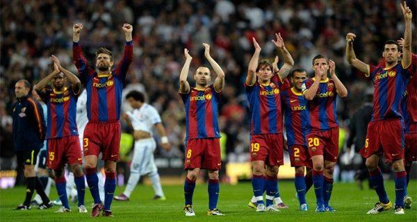 Barcelona, 28 (2010–11) Longest winning streaks