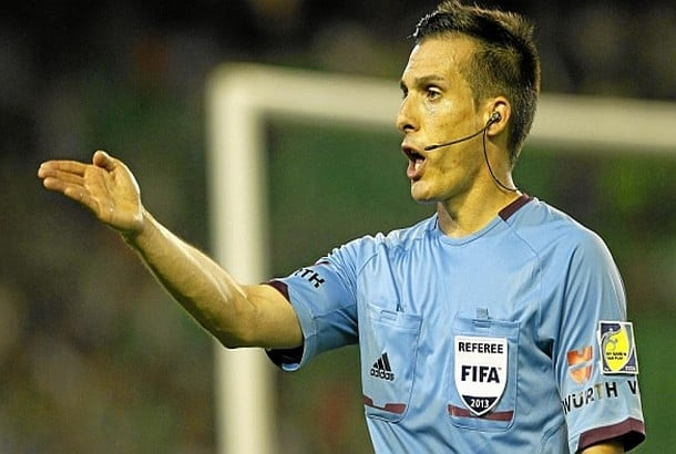 Football Referee Statistics: 10 Disciplined Referees in Europe
