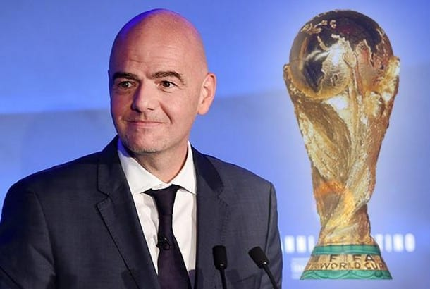 FIFA World Cup Countries Increased to 48