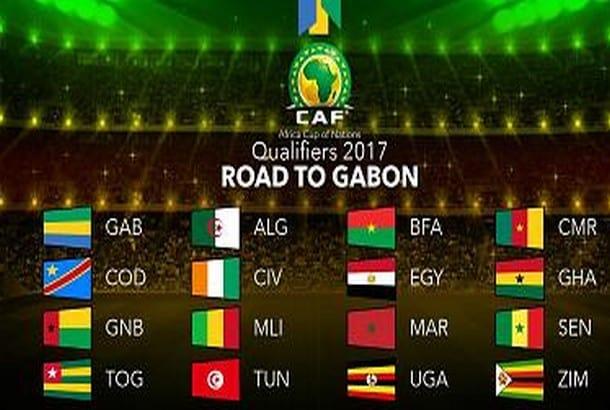 Gabon 2017 AFCON Preparations African Football
