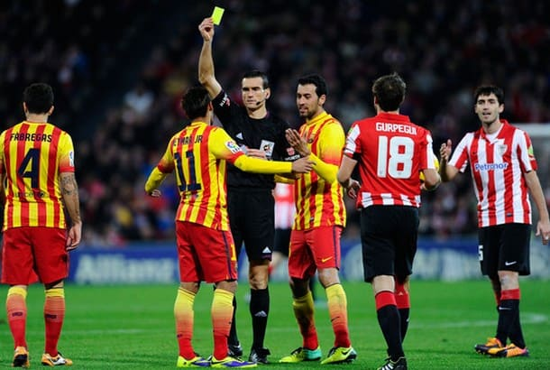 Football Referee Statistics: 10 Disciplined Referees
