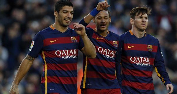 longest winning streaks Barcelona 2015