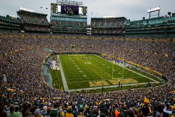 Largest NFL Stadiums with Maximum Crowd Capacity
